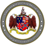 DHR and Children's Trust Fund of Alabama Logos